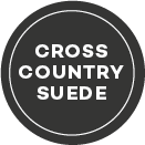 Cross Country Suede